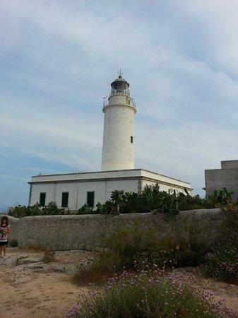 Faro de La Mola: Faro