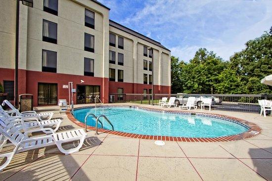 Hampton Inn Hot Springs: Pool