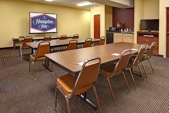 Hampton Inn Hot Springs: Meeting Room