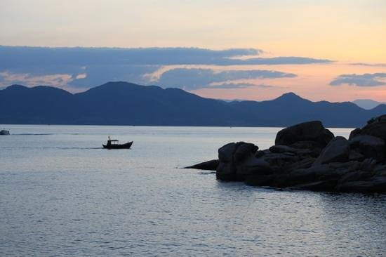Six Senses Ninh Van Bay: View from Rock Villa 2