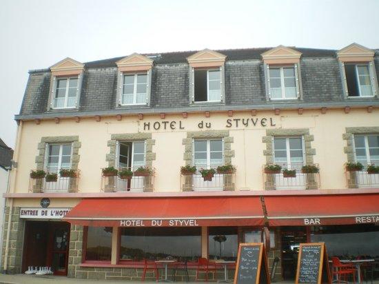 Hotel Le Styvel : Hotel exterior
