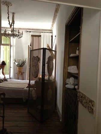 Refuges Inspires : beautiful boudoir!