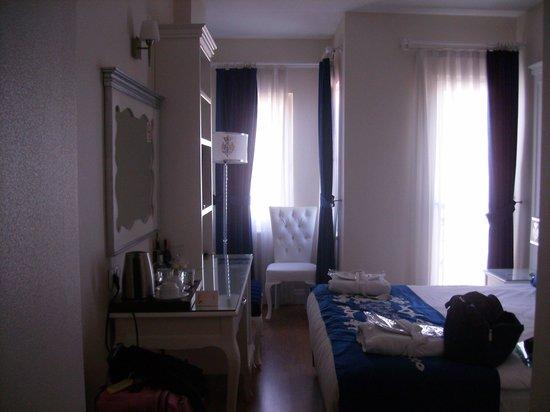 Sarnic Premier Hotel: room