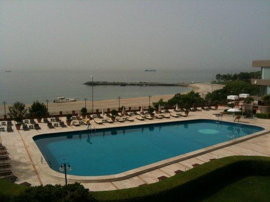 Cinar Hotel : Piscina