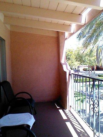 Red Lion Hotel Woodlake - Sacramento: private balcony
