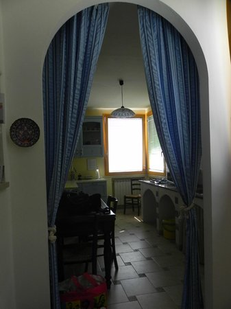 Al Canaletto Guest House: Kitchen