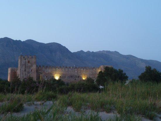 Maria's Studios: Frangokastello Fortress