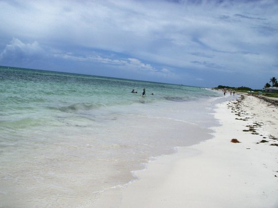 Bahia Honda State Park Campgrounds: Sandspur Beach, Bahia Honda State Park