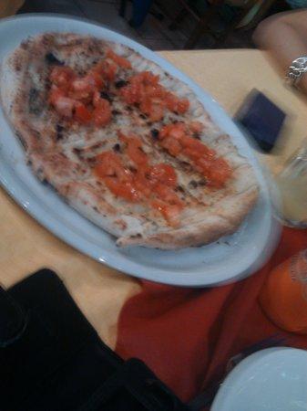 Pizzeria E Io Pago: Bruschettone