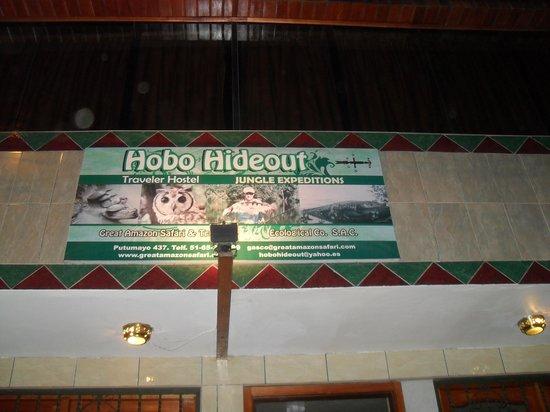 Hobo Hideout Hostel: Hobo Hideout