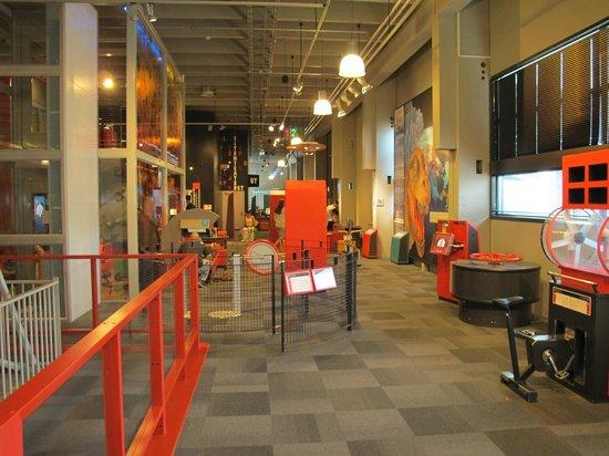 VilVite Bergen Science Center : Inside