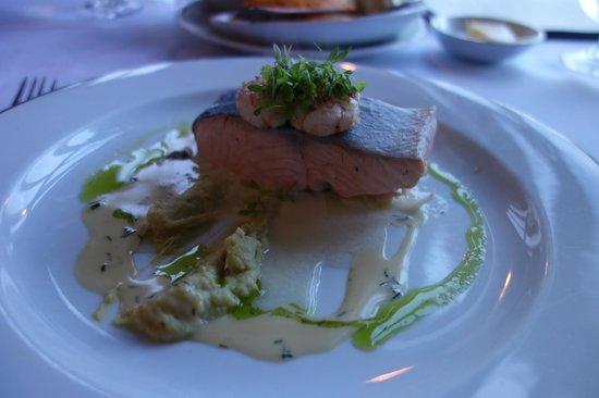 Carrig Country House & Restaurant : Salmon - June