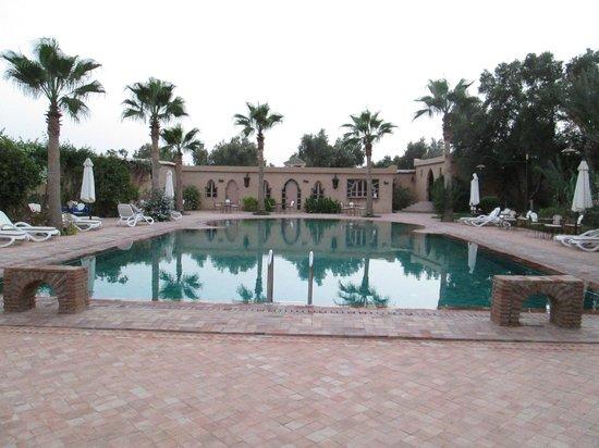 Hotel Dar Zitoune: piscine