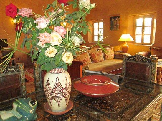 Hotel Dar Zitoune: acceuil