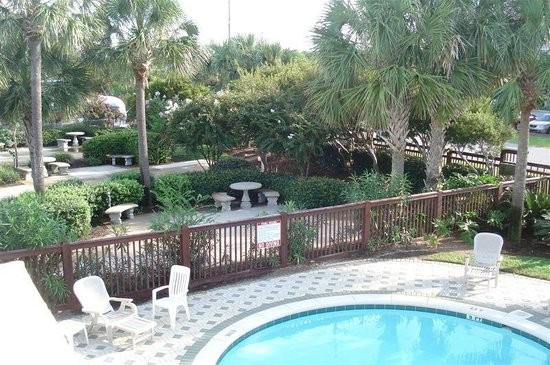 Destin RV Resort: On-site Pool area