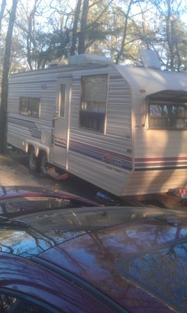 Indian Rock Campground: are camper