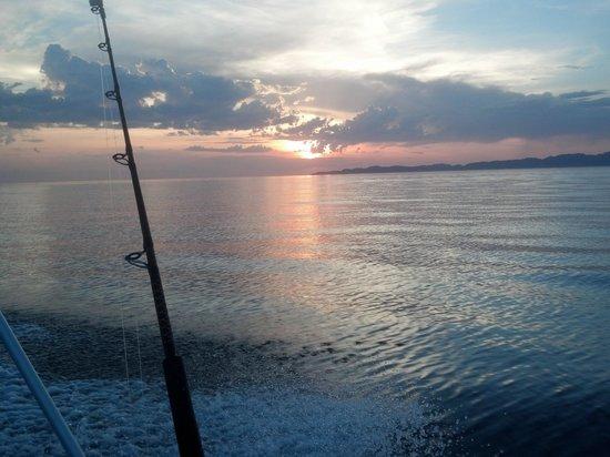 Coco Cabanas Loreto: Loreto sunrise