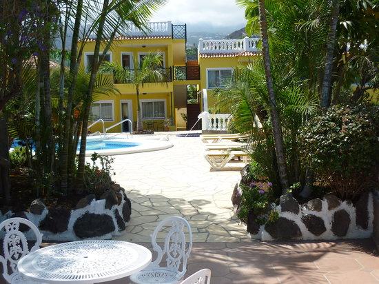 Villa Rosalva: Ansicht Apartments