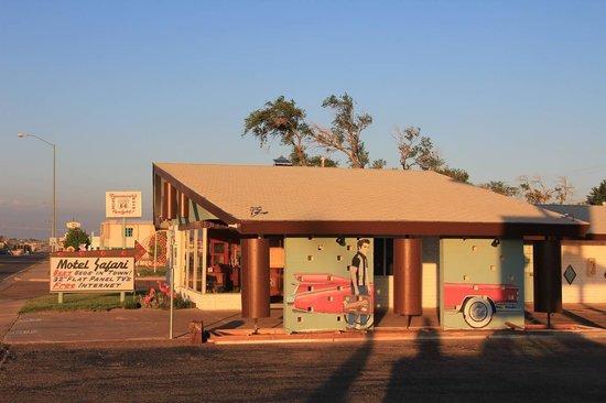 Motel Safari: The Classic Reception
