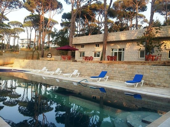 Soukoon Boutique Hotel & Health Resort: View from Pool