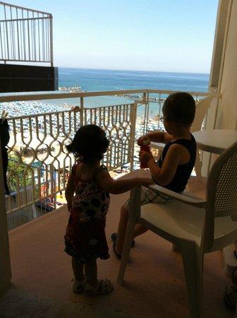 Hotel Baia Marina: vista camera 106