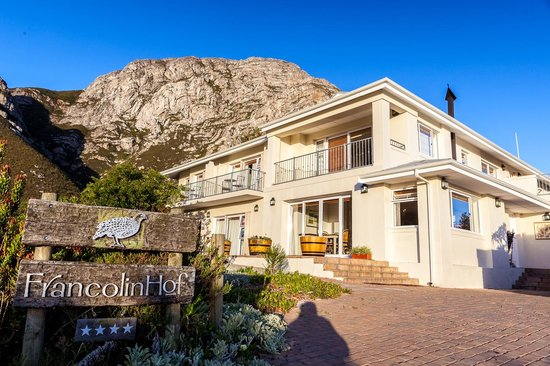 Francolinhof Hermanus; beautiful guesthouse