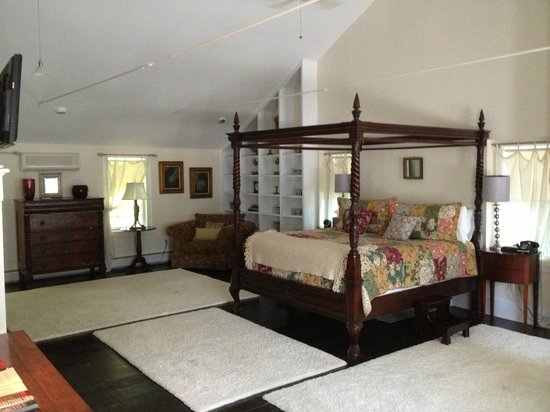 Buttermilk Falls Inn & Spa: Grand Laurel