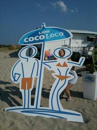 Lido Coco Loco : ingresso