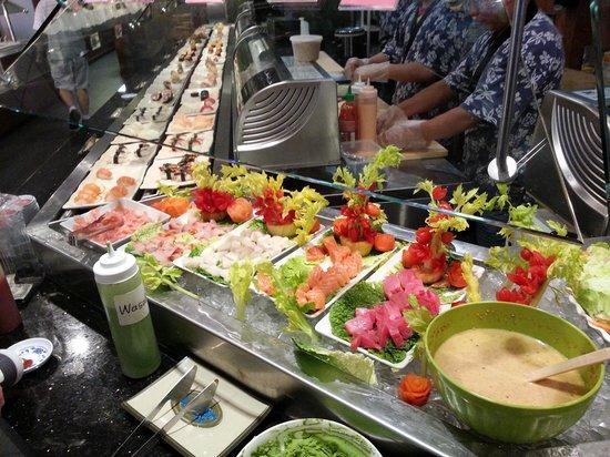 the sashimi picture of jing du japanese buffet fort myers rh tripadvisor com fort myers chinese buffet fort myers china buffet