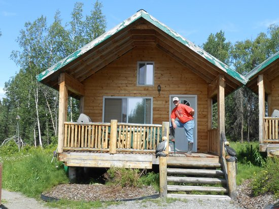 Alaska Fishing & Lodging: Home for a week