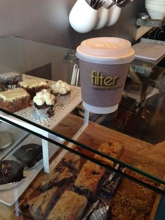 Filter Espresso and Brew Bar