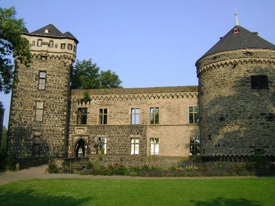 City Wall and Fortifications Andernach