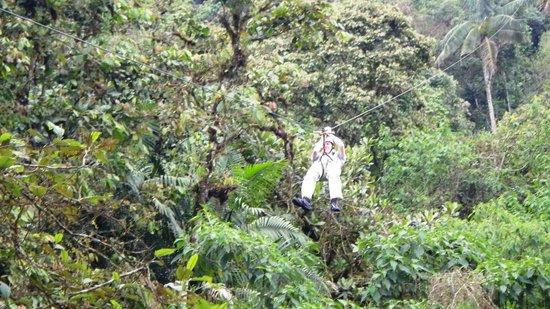 Tucanopy: another long zipline