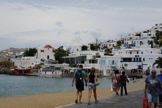 Matoyianni Street: Cais de Mikonos