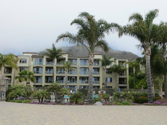 Dolphin Bay Resort & Spa: view from the path