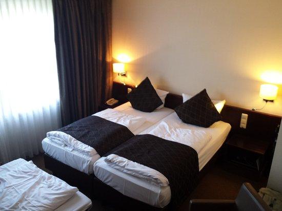 Gresham Carat Hotel: Zimmer