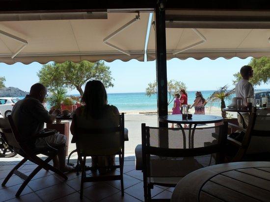 Plakias, Grekland: A view on the Beach