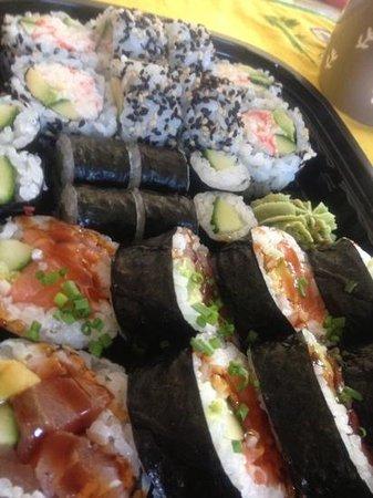 Hjem sushi
