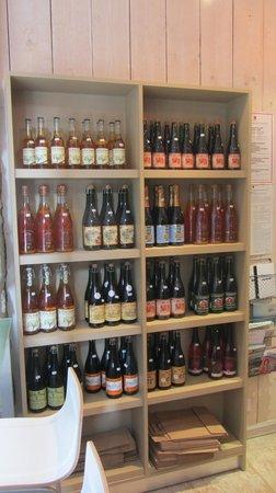 O TAPAS BRETON : Cidres terroir