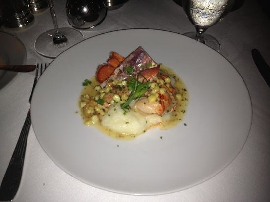 Restaurant Gary Danko: Grilled Lobster