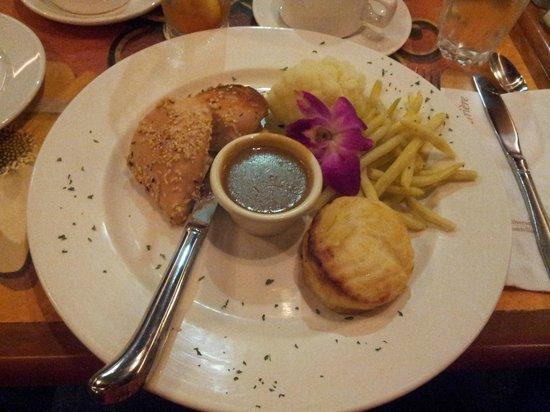 Best Western PLUS Hôtel Universel : My Meal