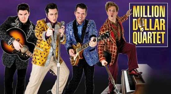 Million Dollar Quartet!