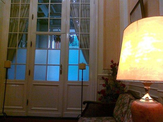 BEST WESTERN PLUS Park Hotel Brussels: Interno