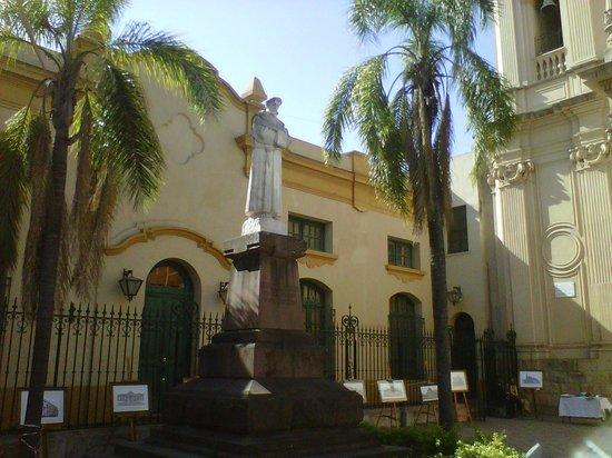 Basilica de San Francisco y Museo de Arte Sacro