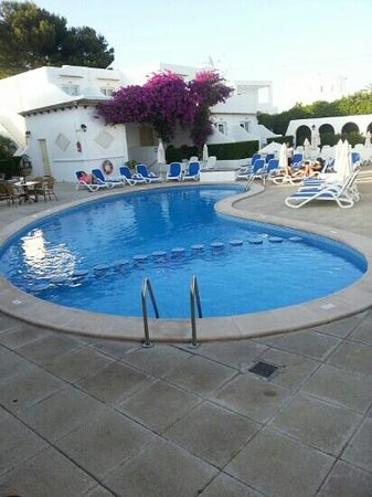 Dor: piscina