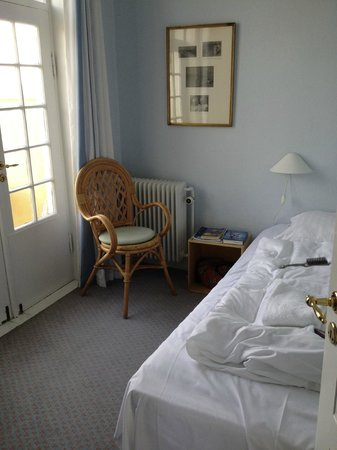 Brondums Hotel: The other smaller bedroom in suite