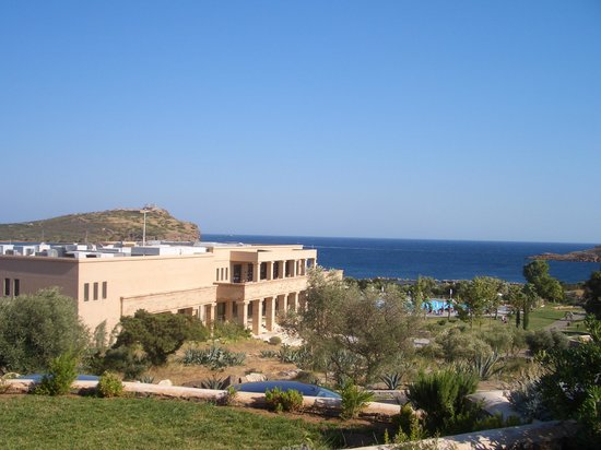 Cape Sounio, Grecotel Exclusive Resort : View from the room