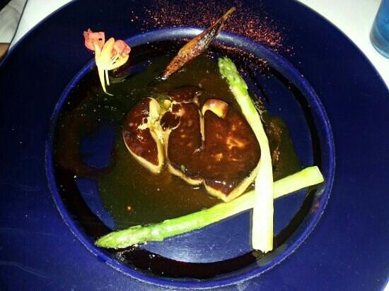 Le Troubadour : foie gras