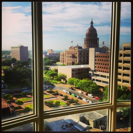 DoubleTree Suites by Hilton - Austin: Amazing view!