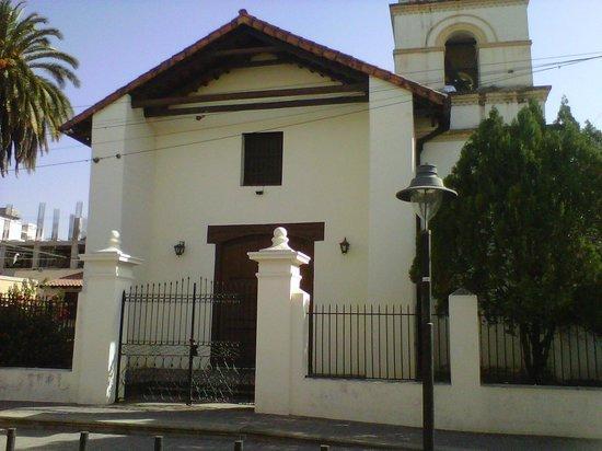 Capilla de Santa Bárbara